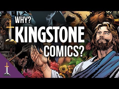 Why Kingstone Comics?