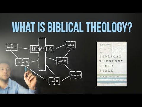 What is Biblical Theology?