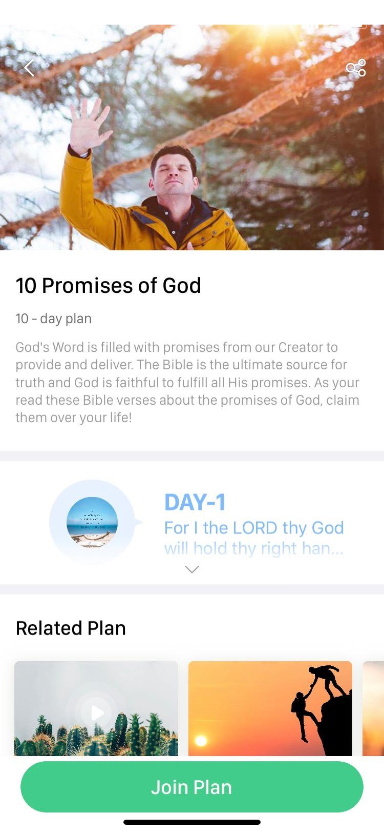 30 day bible study plan