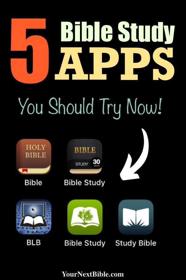 best bible study apps