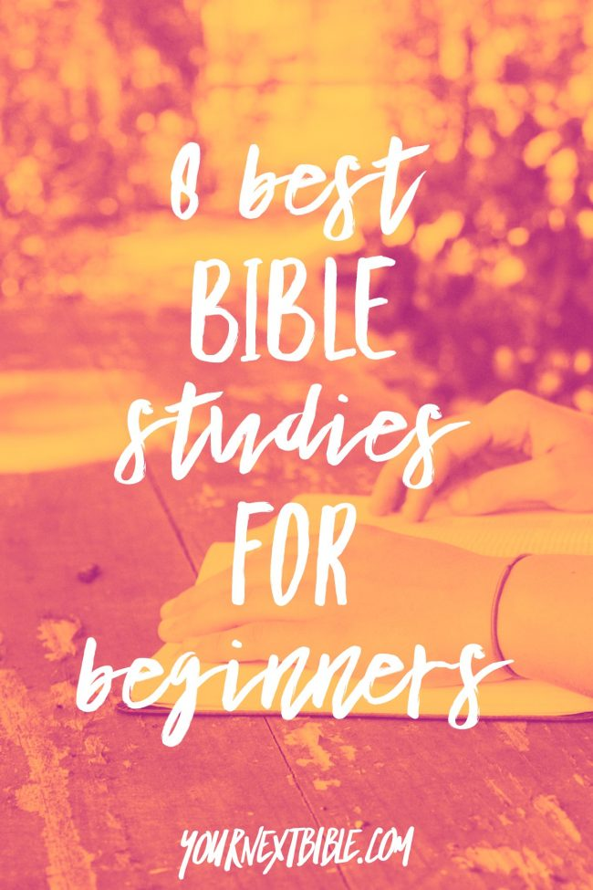 best bible study or beginners