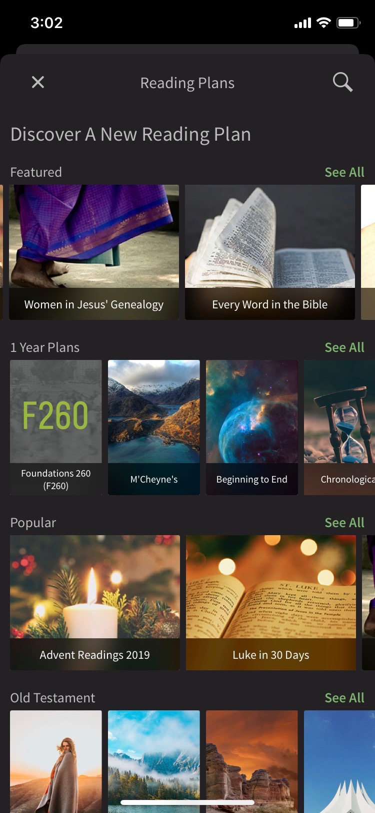 bible app by olive tree image