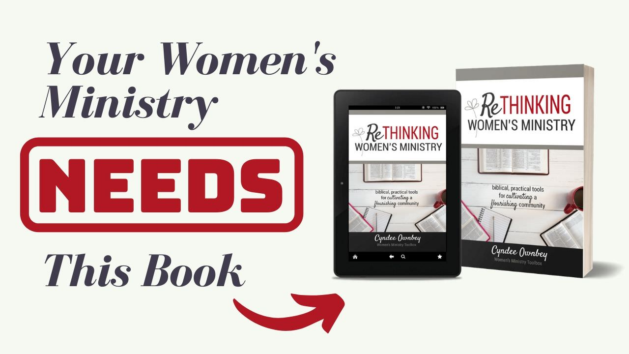 rethinking Womens ministry featured