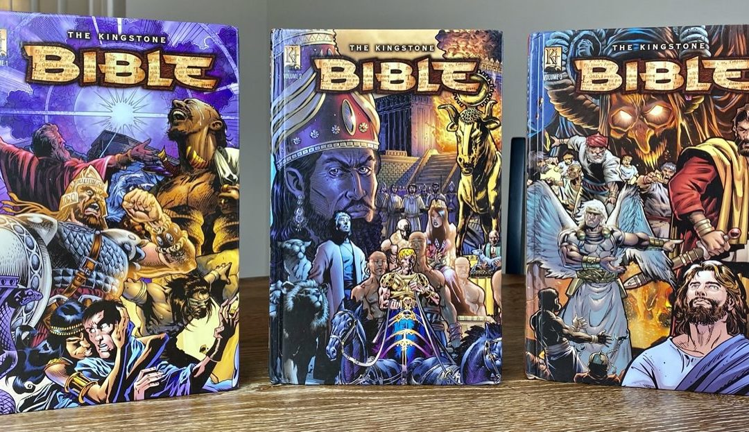 The Kingstone Bible Trilogy: An In-depth Review